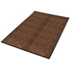 Guardian Platinum Series Walk-Off Indoor Wiper Mat - Nylon/polypropylene, 36 X 120, Brown