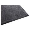 Guardian Platinum Series Walk-Off Indoor Wiper Mat - Nylon/polypropylene, 48 X 72, Gray