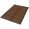 Guardian Platinum Series Walk-Off Indoor Wiper Mat - Nylon/polypropylene, 48 X 72, Brown