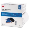 """3M Easy Trap™ Duster Sweep & Dust Sheets - 8"""" X 30ft, White, 60 Sheets/BX"""