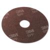 "3M Scotch-Brite™ Surface Preparation Pad - 20"" Diameter, Maroon, 10/Carton"