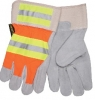 MCR Safety Luminator Reflective Gloves - Large
