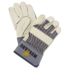 MCR Safety Mustang Leather Palm Gloves - Large