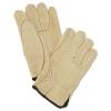 MCR Safety Unlined Pigskin Driver Gloves - Large