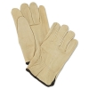 MCR Safety Unlined Pigskin Driver Gloves - Large