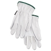 MCR Safety Grain Goatskin Driver Gloves - Medium