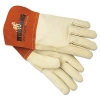 MCR Safety Mustang MIG/TIG Leather Welding Gloves - Large