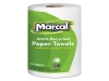 MARCAL 100% Premium Recycled Roll Towels - 8 3/4 X 11