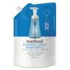 Foaming H& Wash Refill - Sea Minerals, 28 Oz Pouch, 6/Carton
