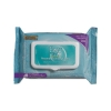 NICE PAK Hygea® Flushable Personal Cleansing Wipes - White