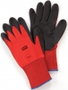 North Safety NorthFlex Red™ Foamed PVC Palm Coated Gloves - 15 gauge