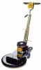 "NSS 17"" Galaxy Floor Machine with Tuft Pad Driver - 1.5 HP, pad #2897801"