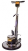 "NSS 17"" Galaxy DS Floor Machine with Structural Foam Pad Driver - 1.5 HP, pad #2897551"