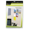 Nu-Dell Clear Plastic Sign Holders, All Purpose -