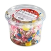 RUBBERMAID Candy Tubs - All Tyme Favorites