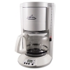 Home/Office 12-Cup Coffee Maker - White