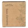 Basic Elements Bath Soap Bar - CLEAN SCENT, 1.41 OZ, 200/Carton