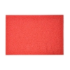 Square Scrub Red Driver Pad - 20