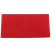 Square Scrub Red Driver Pad - 28