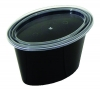 PACTIV Ellipso™ Portion Cup & Lid Combos - 4-oz.