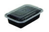 PACTIV VERSAtainer® Rectangular Containers - 38-oz.