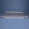 RUBBERMAID 1/2Size FLAT Aluminum STEAM Table LID - 100/CS