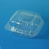 PACTIV Sandwich Plastic H/L Container W/ DOME LID 5IN - 375/CS