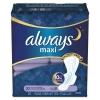 PROCTER & GAMBLE Always® Overnight Maxi Pads - Extra Heavy Overnight, 20/PK, 6/Carton