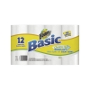 PROCTER & GAMBLE Bounty® Basic 12-Pack - 52 sheets per roll