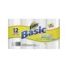 PROCTER & GAMBLE Bounty® Basic 12-Pack - 52 sheets per roll