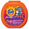 PROCTER & GAMBLE Detergent Pods - Spring Meadow, 72 Pods/Pack
