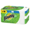 PROCTER & GAMBLE Bounty® Select-a-Size Paper Towels - 2-PLY, White, 83 Sheets/RL, 12 RLs/CT