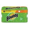 PROCTER & GAMBLE Bounty® Paper Towels - 2-PLY, White, 36 Sheets/RL, 15 RLs/Carton