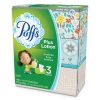 PROCTER & GAMBLE Puffs® Plus Lotion Facial Tissue - White, 2-Ply