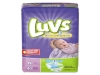 PROCTER & GAMBLE Luvs® Ultra Leakguards Diapers - Newborn: 4 To 10 Lbs