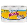 PROCTER & GAMBLE Charmin® Basic One-Ply Toilet Paper - White
