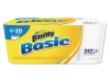 PROCTER & GAMBLE Bounty® Basic Select-a-Size Paper Towels - 1-Ply