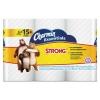 PROCTER & GAMBLE Charmin® Essentials Strong™ Bathroom Tissue - 1-Ply, 300/RL, 6 Rl/PK, 8 PK/ctn