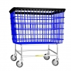 R&B Wire The Big Dog Cart - 6 Bushel