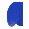 RUBBERMAID Brute® Round Container Lid - 32-Gallon, Blue