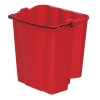 RUBBERMAID Dirty Water Bucket for WaveBrake® Combos -