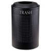 RUBBERMAID Designer Line™ Silhouette Trash Recycling Container - 26 Gal.