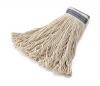 RUBBERMAID Universal Headband Cotton Mop - 32 OZ.