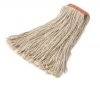 RUBBERMAID 8-Ply Cut-End Cotton Mop - 24 OZ.
