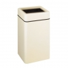 RUBBERMAID Open Top Waste Container - 29 Gal.