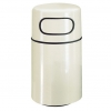 RUBBERMAID FireFighter® Self-closing Push Door Waste Receptacle - 36 Gal.