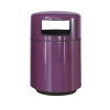 RUBBERMAID Covered Top Waste Receptacle - 36 Gal.