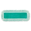 "RUBBERMAID 18"" Commercial Microfiber Dust Pads - Green"