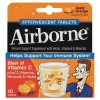 RECKITT BENCKISER Airborne® Immune Support Effervescent Tablet - Orange