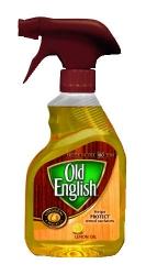 RECKITT BENCKISER Old English® Wood Care Lemon Oil Trigger - Dust & Allergen